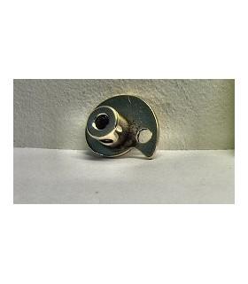 No20 croix meccano laiton 1 roue à boudin 28mm